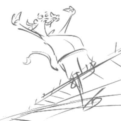 Hooray – Animatic